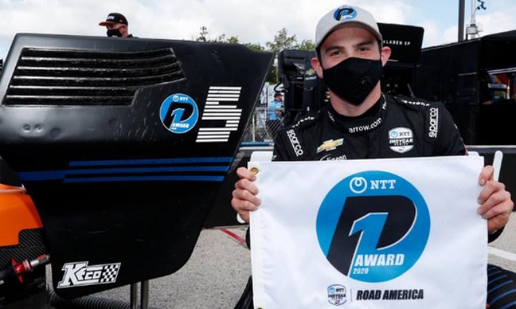 Patricio O'Ward, IndyCar, piloto mexicano