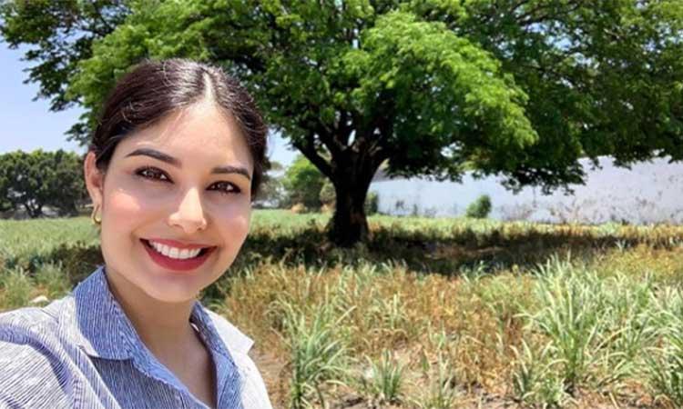 Geraldín Ponce es una diputada de Morena