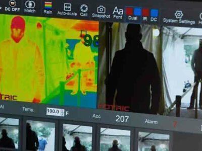 ¿Cómo detectar mentiras? Conoce qué es la termografía infrarroja