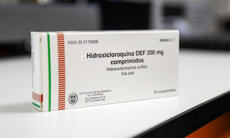 hidroxicloroquina contra COVID-19