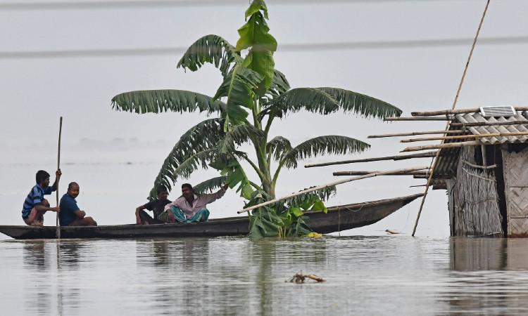 Inundaciones en Asia dejan al menos 4 millones de afectados