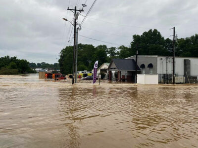 inundaciones mississippi y tennessee