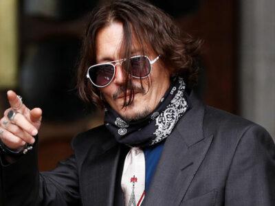 Johnny Depp atacó esposa
