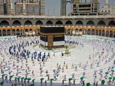 Coronavirus reduce peregrinación a la Meca este 2020