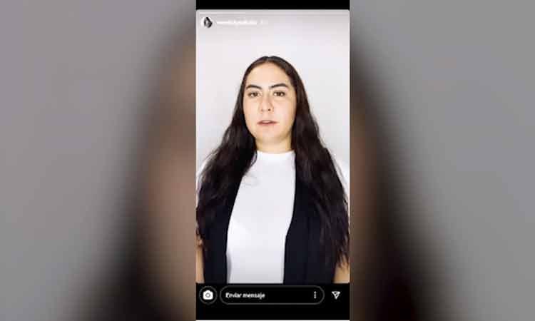 Lady Marrana se disculpa en sus redes sociales.