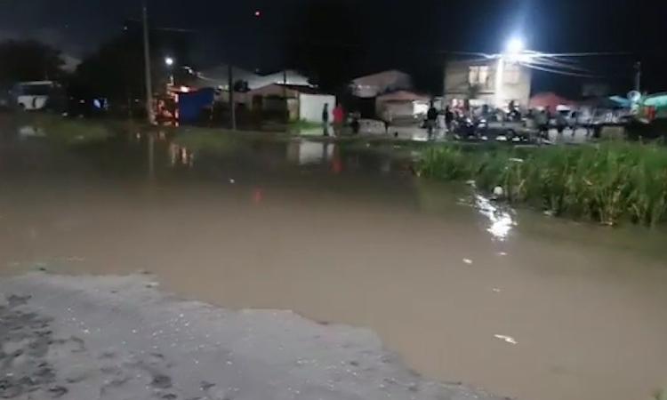 Lluvias en México tras paso de Hanna; así afectaron a estos estados