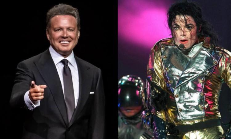Luis Miguel dueto Michael Jackson