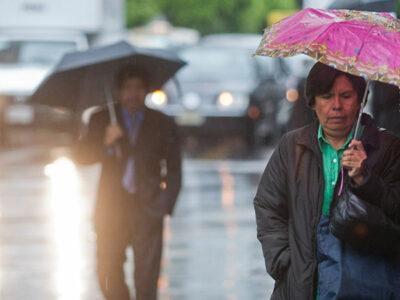 lluvia clima