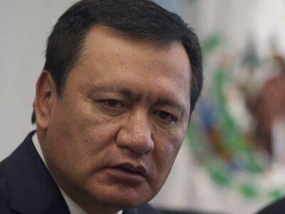 En la declaración patrimonial de Osorio Chong se puede ver que tiene una cuenta bancaria con más de 4 millones de pesos.