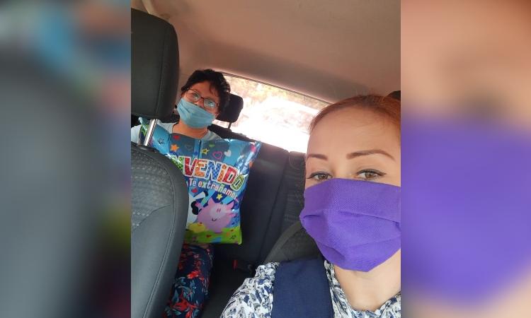 Mujer de Sinaloa supera COVID-19 y pide a la gente no tener miedo