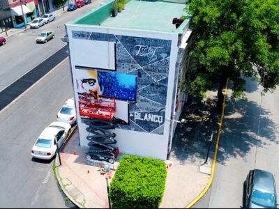 Mural Ricardo Arjona
