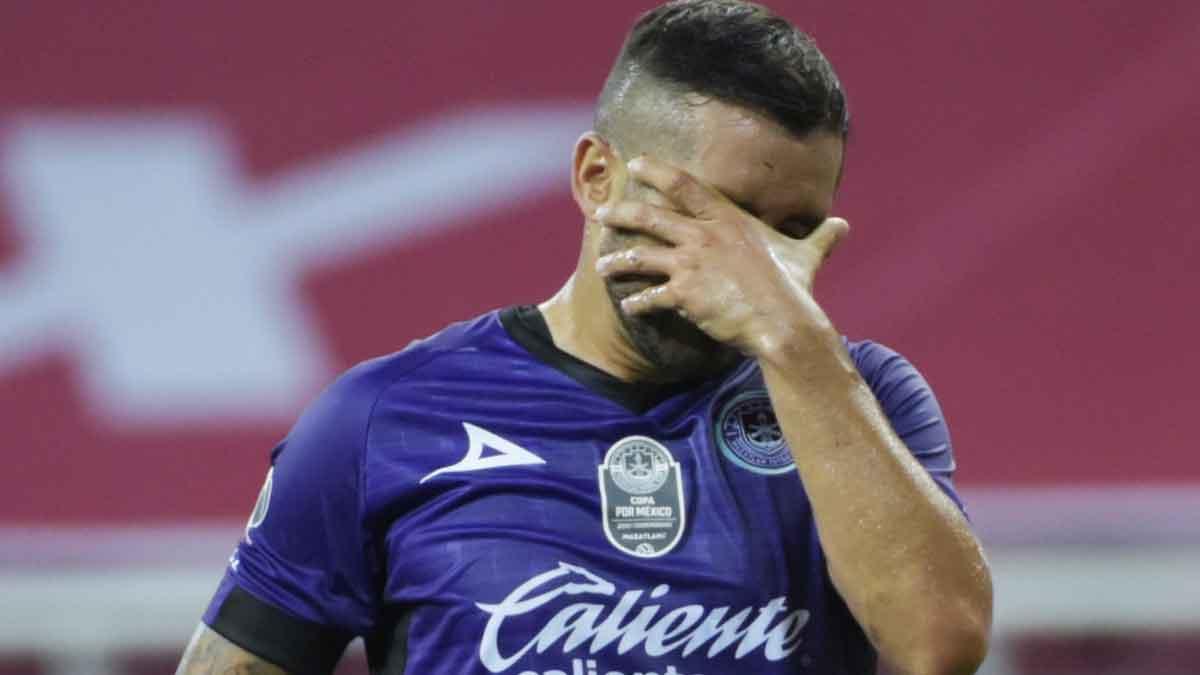 Mazatlán FC presenta casos de coronavirus.