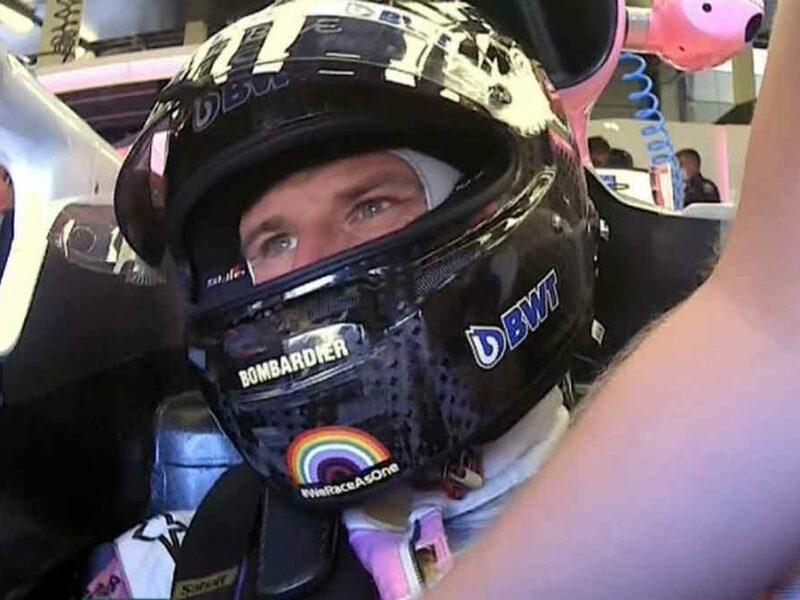 Niko Hulkenberg, piloto de Racing Point