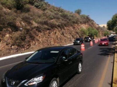 Hoy No Circula en Zacatecas: Continúa el programa con modificaciones