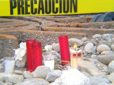 Nuevo León: reaparece figura de Virgen de Guadalupe en río Santa Catarina
