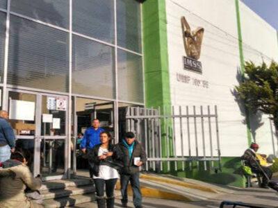 En Puebla, agreden a personal médico de la clínica 55 del IMSS