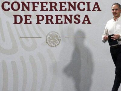 Reporte coronavirus en México, 05 de julio 2020