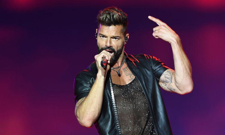 Ricky Martin ha hecho pública la primera foto en la que aparece junto a toda su familia