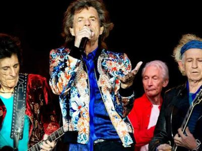 The Rolling Stones lanza nuevo tema
