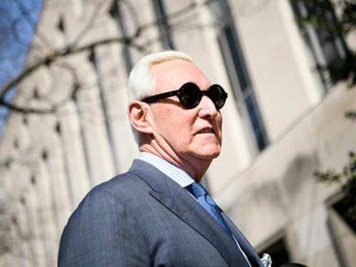 El asesor de Trump en la campaña de 2016, fue condenado en noviembre pasado por mentir a los investigadores y manipular testigos.