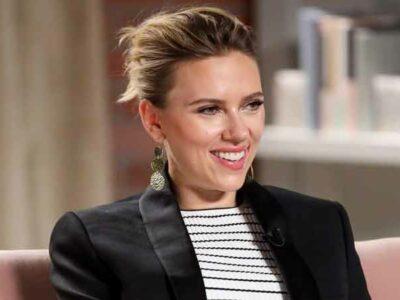 Para que Scarlett Johansson dejará de ser la Viuda Negra.
