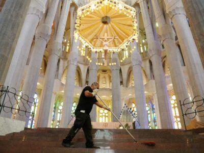 Sagrada Familia reapertura