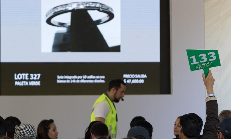 Cuarta Subasta con Sentido Social recauda 14.2 mdp este domingo
