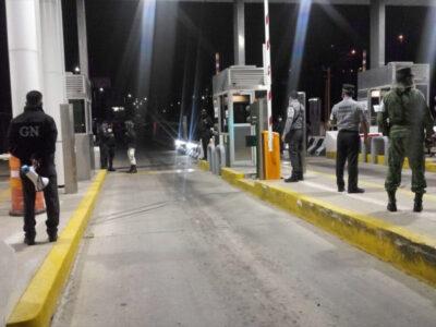 Guardia Nacional recupera caseta de peaje en Tijuana