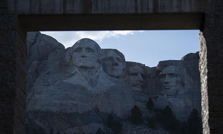 Trump visita este viernes el Monte Rushmore para celebrar el 4 de julio