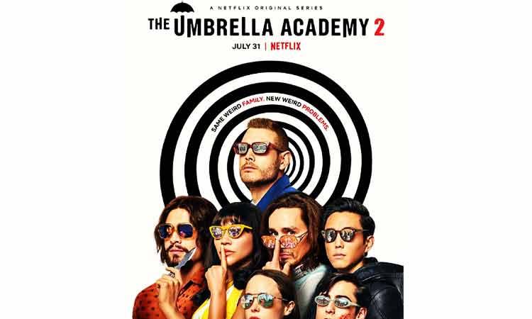 "Netflix lanzó el tráiler de ""The Umbrella Academy 2"""