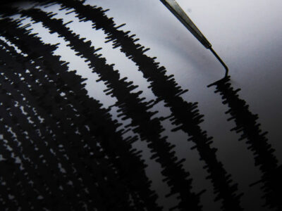 vibraciones sísmicas