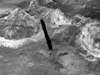 volcanes en Venus