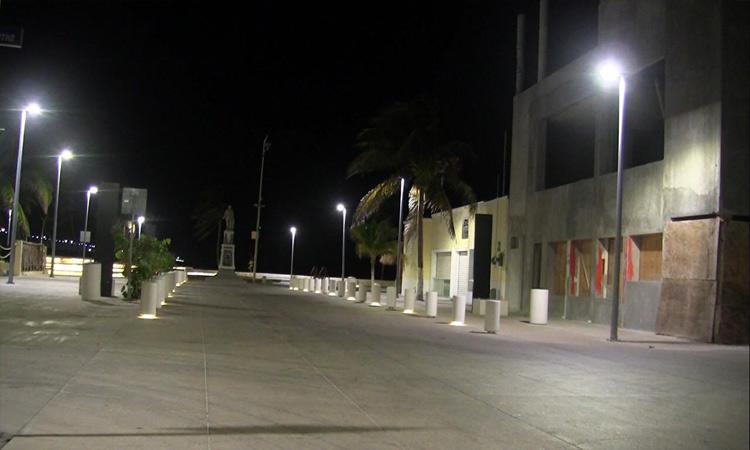 En Yucatán inicia toque de queda vehicular