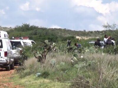 En Fresnillo, Zacatecas; vuelven a hallar restos humanos