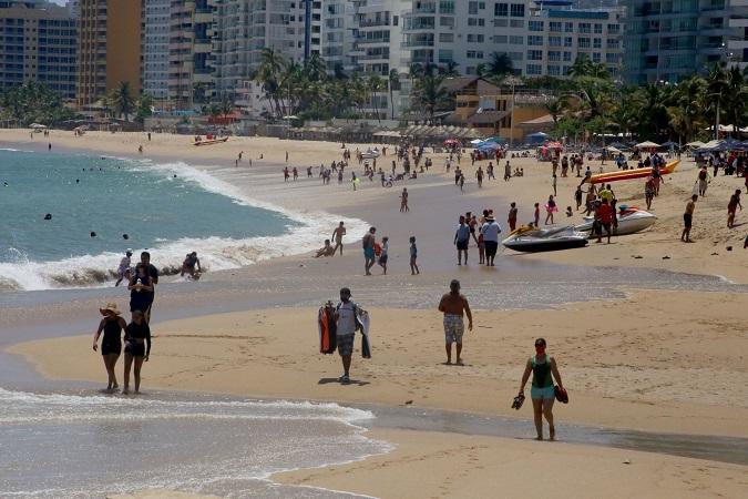 """Guerrero: lanzan """"Mom, I´m in Acapulco"""" para turistas jóvenes"""