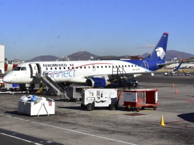 Aeroméxico: corte de EU autoriza financiamiento