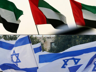 Israel y Emiratos Árabes Unidos alcanza histórico acuerdo de paz