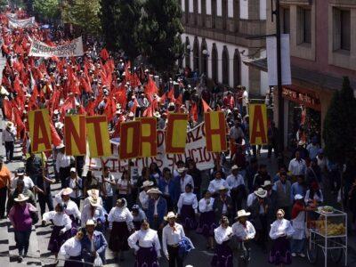 UIF bloquea cuentas de líder de Antorcha Campesina en Puebla
