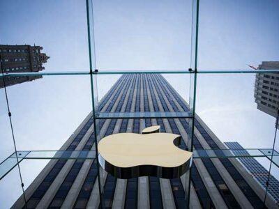 Apple es la primera empresa de EU que vale más de 2 billones de dólares