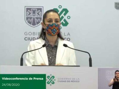 CDMX ajusta a 158 colonias con atención prioritaria por COVID-19