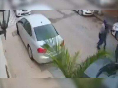 Coahuila: difunden video del ataque a elemento de la fiscalía