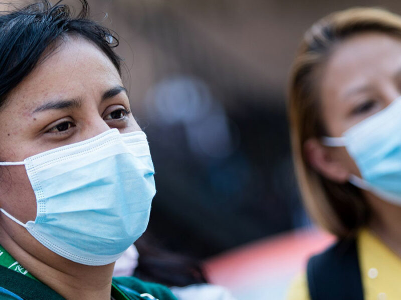 Personas reinfectadas de SARS-CoV-2 no desarrollan COVID-19: IMSS