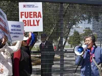 Caso Billy Álvarez: Policía toma control de oficinas de Cruz Azul