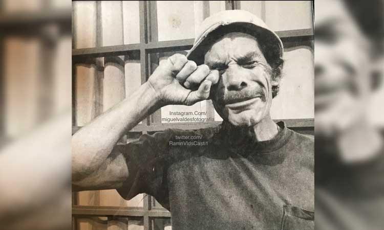 """""""Don Ramón"""" es recordado por su nieto en Twitter"""