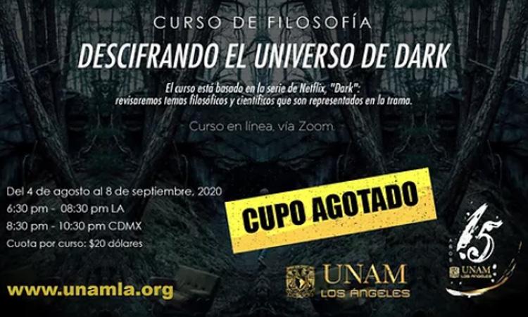 """Dark"""": UNAM imparte curso inspirado en la serie y se agota - Uno TV"""