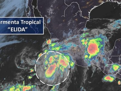 Tormenta tropical Elida