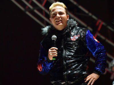 Cristian Castro desmiente golpes a su madre Verónica; su familia se ama, dice