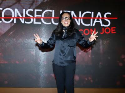 Yolanda Andrade asegura que su relación con Verónica Castro ya mejoró