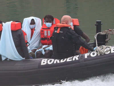 getty images migrantes reino unido