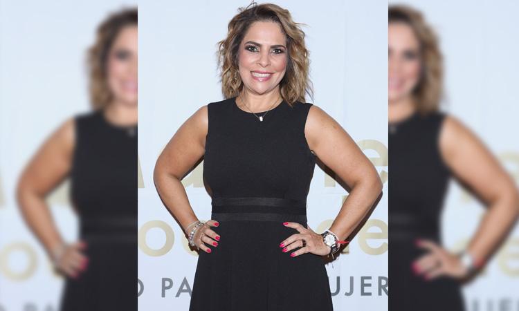 Ana María Alvarado anuncia que tiene un tumor cerebral